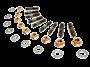 Obrázok pre kategóriu Výfuky spojovací materiál