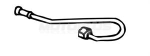Obrázok pre výrobcu Tlakové vedenie, snímač tlaku (filter pevných častíc) Mercedes-Benz