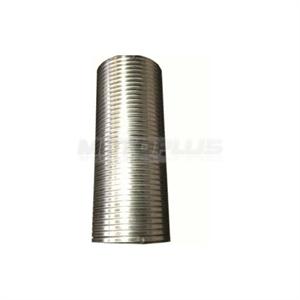 Obrázok pre výrobcu Výfukové potrubie-pružné nerezové