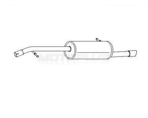 Obrázok pre výrobcu Citroen C-Elysee, Peugeot 301 koncový diel